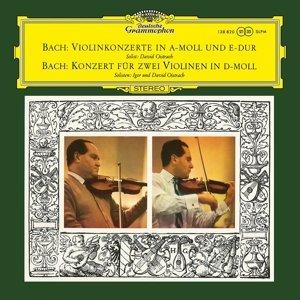 Bach: Violin Concertos Nos. 1 & 2; Concerto for 2 Violins BWV 1043 (Bach Concerto For Two Violins)