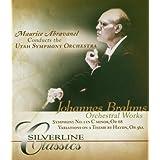 Johannes Brahms: Orchestral Works [DVD Audio] (DVD Audio)
