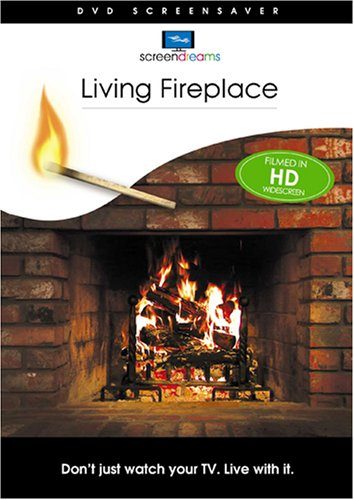living fireplace dvd - 2