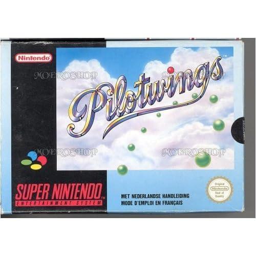 Pilotwings Super Nintendo (SNES) PAL