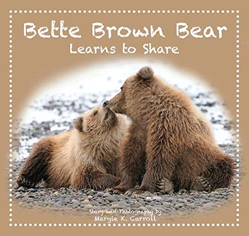 ''Nature Nurtures'' Story Book & Puppet Ensemble- Bette Brown Bear Learns to Share - for Memory Care Activities and Caregivers by Memorable Pets