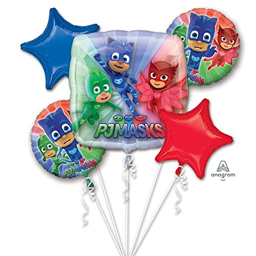 Mayflower Products PJ Masks Balloon Bouquet