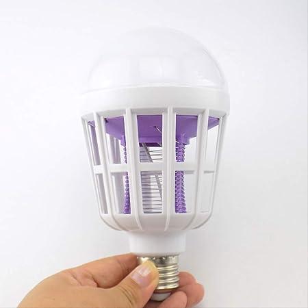 AC 110V-220V LED anti Mosquito Killer Lamp Light Bulb Home moskito insect killer