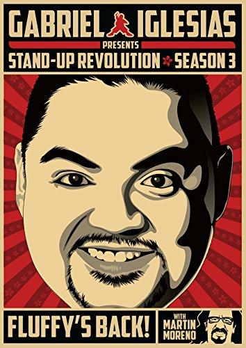 Gabriel Iglesias Stand-Up Revolution: Season Three (Revolution Season 3)