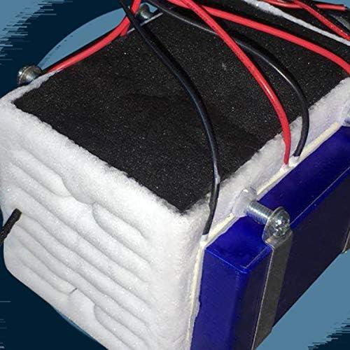 Rouku Refrigeratori termoelettrici Peltier 12V 576W 4 Chip TEC1-12706 Dispositivo di Raffreddamento termoelettrico di Raffreddamento ad Aria Fai da Te