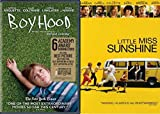 Boy and Girl Meets World Collection - Richard Linklater's Boyhood & Little Miss Sunshine 2-DVD Bundle