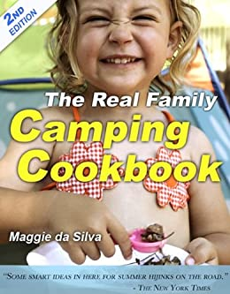 The Real Family Camping Cookbook by [da Silva, Maggie]