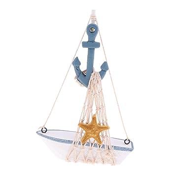 Meer Anker 9 cm für Dekoration Schiff