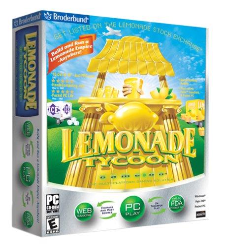 Lemonade stand business game. Lemonade stand sim game | classbrain.