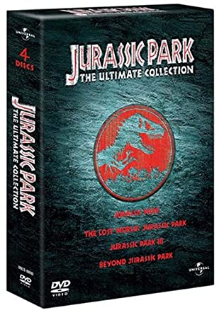 Jurassic Park: the Ultimate Col [Alemania] [DVD]