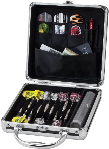 Casemaster Ternion 9 Dart Aluminum Storage/Travel Case by Casemaster by GLD Products