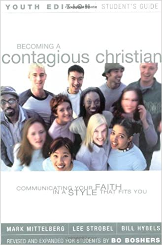 Amazon Becoming A Contagious Christian Youth Edition Students