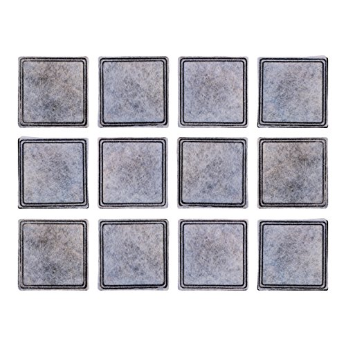 Filters for Aqua Fountain Aqua Cube, Aqua Fountain Aqua Falls and PetSafe Current Pet Fountains, Pack of (Aqua Fountain)