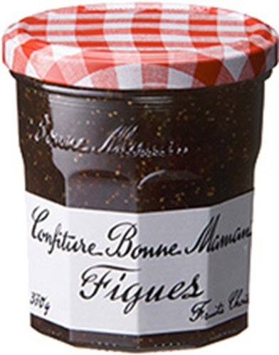 Bonne Maman Figues Violettes - French Purple Fig Jam - 13 Oz.