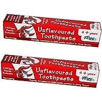 OraNurse 4+ Unflavoured Toothpaste x 2 Tubes