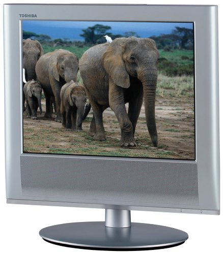 Toshiba 20DL74 20-Inch 4:3 EDTV-Ready Flat-Panel LCD TV