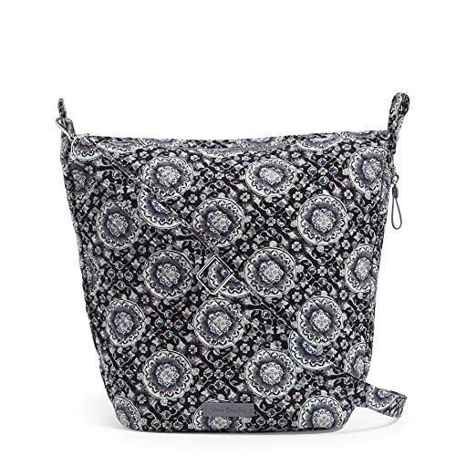 - Vera Bradley Carson Hobo Bag,  Signature Cotton, One Size