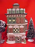 Department 56 ''The Flat of Ebenezer Scrooge'' Retired