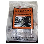 Lazzari Fuel 0 75997 00607 6 1.5 CUFT, Almond Firewood