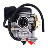 49cc Scooter Carburetor GY6 Four Stroke with Jet