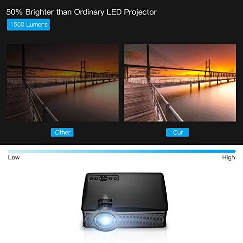 Review DOACE P1 HD 1080P