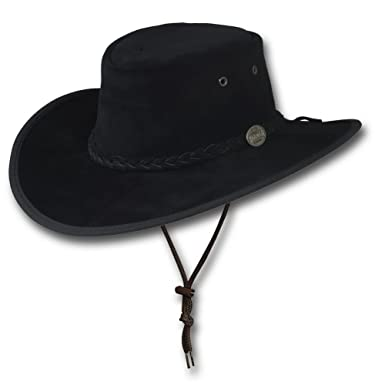 b5765fcd929c58 Barmah Hats Wide Brim Suede Leather Hat - 1093BL / 1093HI / 1093LM / 1093RB  (