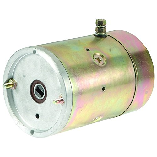 Parts Player New MEYER & DIAMOND SNOW PLOW LIFT Motor Best Quality Double Ball Bearing