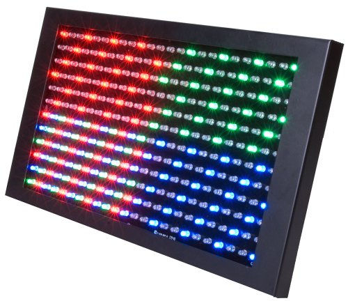 [American Dj Profile Panel RGB Led Powered Wash And Effect Light] (Rgb Wash)