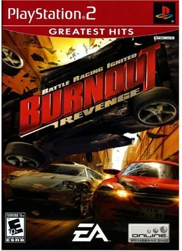 Burnout Revenge Pc скачать торрент - фото 7