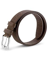Men's Cork Belt 35mm Wide Vegan Belts Product