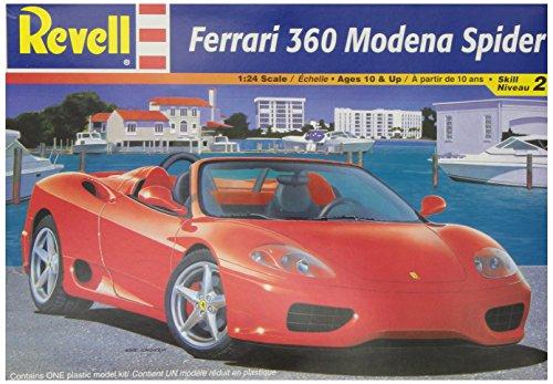 Revell 1:24 Ferrari 360 Modena Spider ()