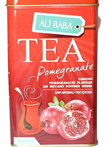 Pomegranate Tea Instant Drink Mix Ali Baba 8.8 Oz