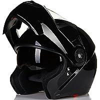ILM 8 Colors Motorcycle Modular Flip up Dual Visor Helmet...