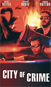 City of Industry [VHS]