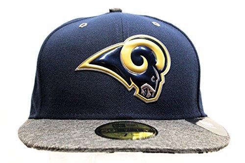 [New Era 59fifty NFL DRAFT 2016 (7 1/8, Los Angeles Rams)] (Rams Draft)