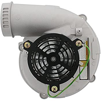 Packard 66847 rheem direct replacement draft inducer for Rheem furnace blower motor replacement