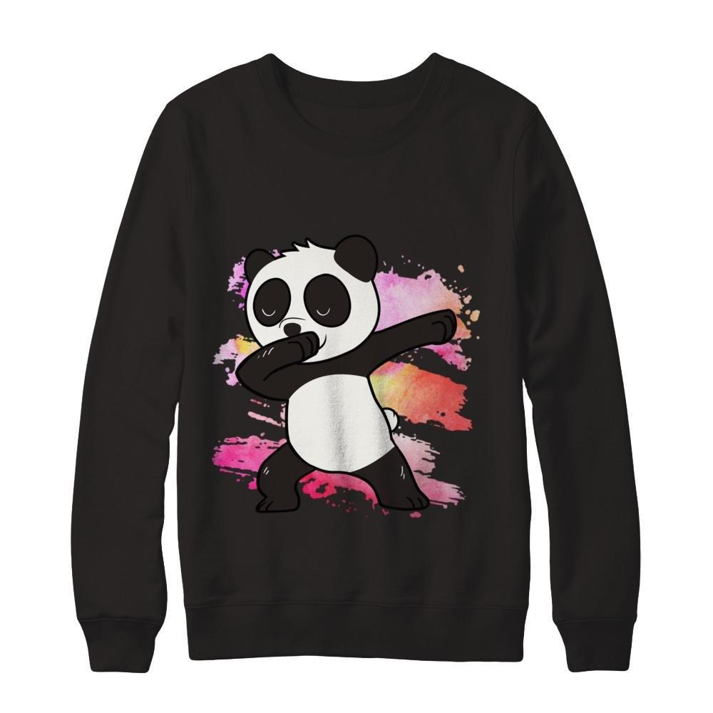 Pullover Sweatshirt Teely Shop Womens Funny Dabbing PA Love Animal Gildan