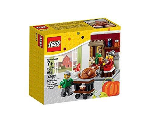 LEGO Seasonal Thanksgiving Feast (40123)]()
