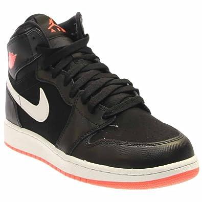 outlet store 1a969 fcd79 Nike AIR JORDAN 1 RETRO HIGH GG Black Hotlava 332148-028 (SIZE