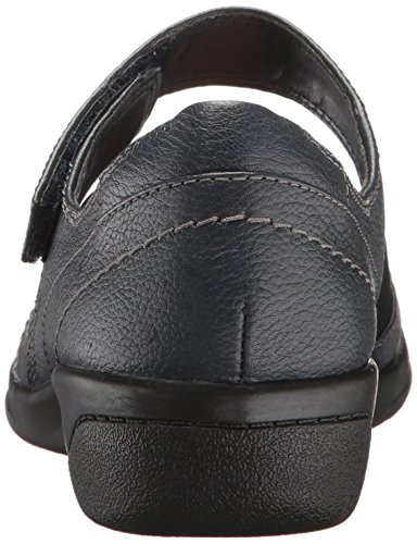 CLARKS Damen Cheyn Web Mary Jane Flat Navy fiel