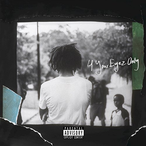 Eyes Cd Album (4 Your Eyez Only [Explicit])