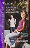 All a Man Can Ask, Virginia Kantra, 0373272677