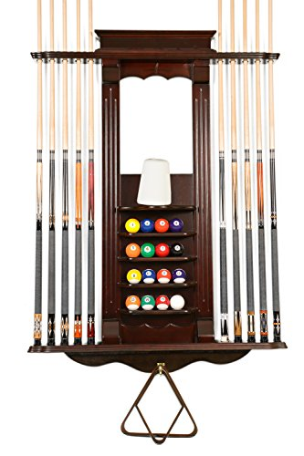 pool cue wall rack - 3