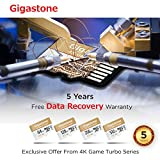 Gigastone 512GB Micro SD Card, 4K UHD Game