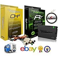 ADS Maestro iDatalink Steering Wheel Interface ADS-MRR w/ 05-09 Chrysler HRN-RR-CH2 Integration Harness