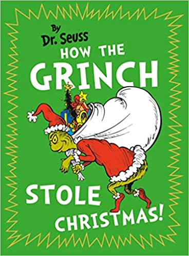 The Grinch Who Stole Christmas Book.How The Grinch Stole Christmas Pocket Edition Dr Seuss