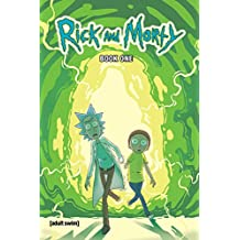 RickandMorty Book One: Deluxe Edition
