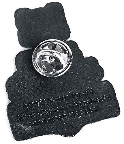 Amarth Blanc Pin's noir Amon Hammer 6Cqw01BB