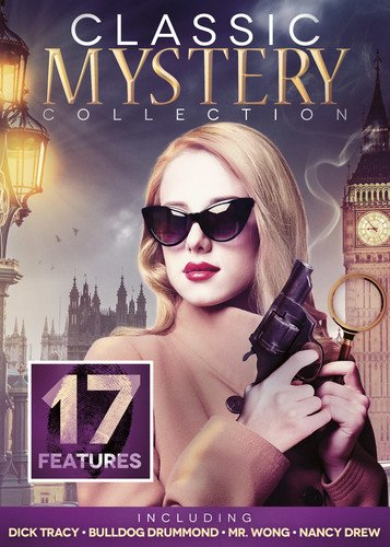 DVD : Classic Mystery Collection (Full Frame, 3 Pack, 3PC)