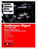 2000 Optical Data Storage Topical Meeting, IEEE Laser and Electro-Optics Society Staff, 078035950X